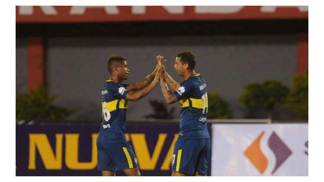 Boca le ganó por penales a Nacional de Montevideo