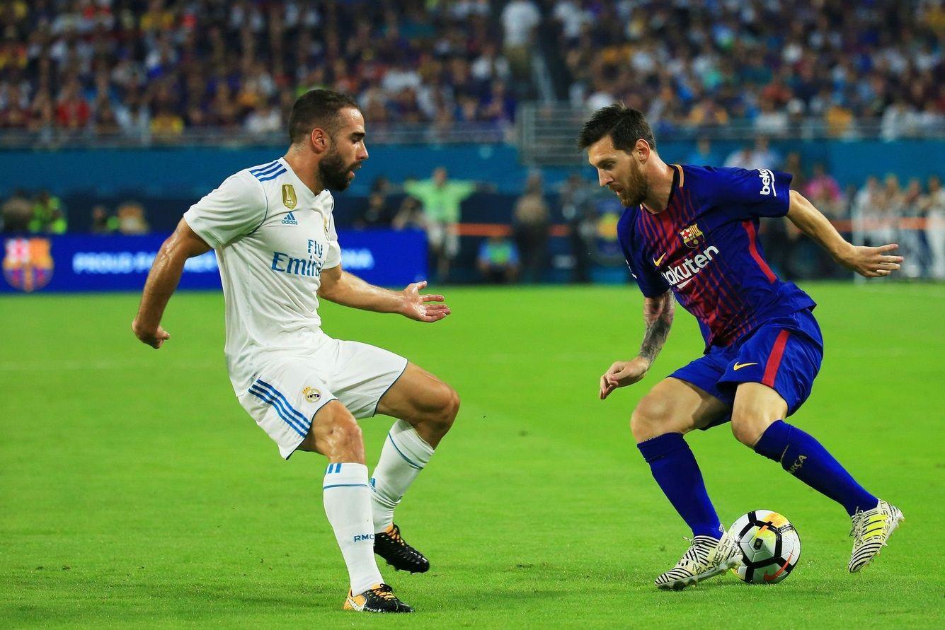 Real Madrid y Barcelona se ven las caras en Miami