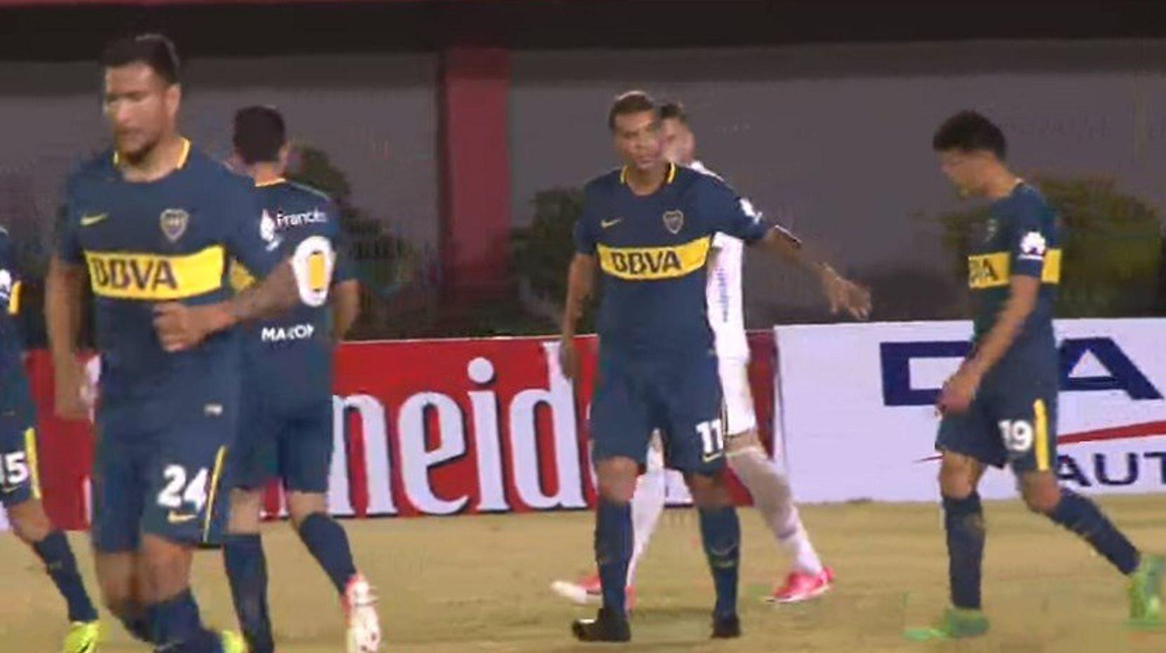 Boca enfrenta a Nacional en Paraguay