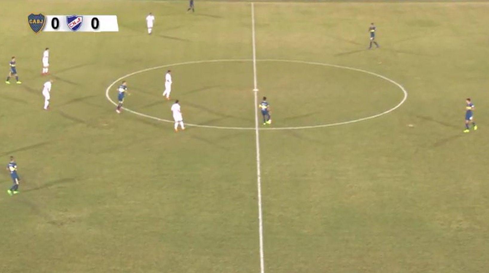 Boca juega ante Nacional sin televisación en vivo