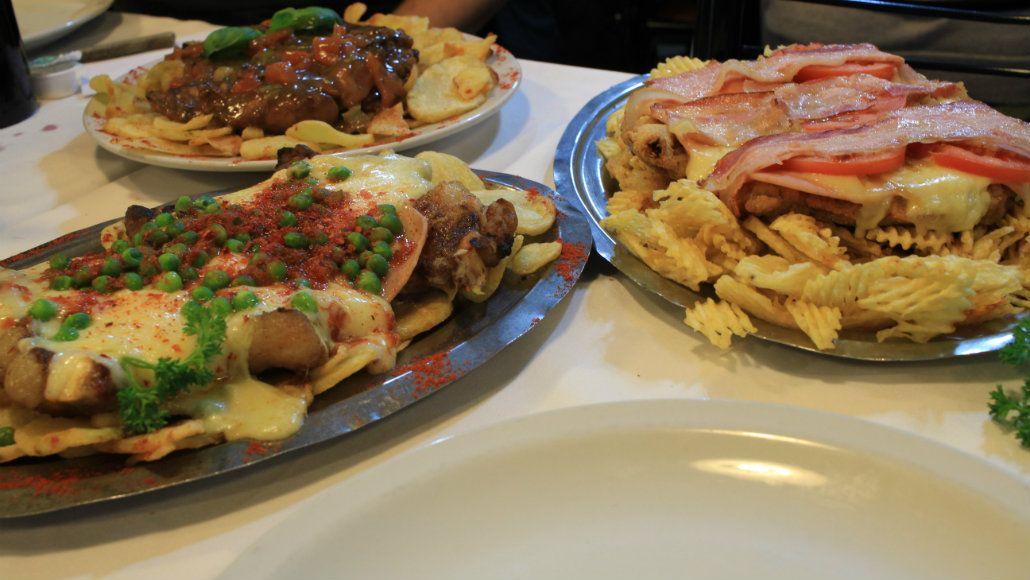 Hay toda clase de variaciones para un clásico de la cocina porteña<br>