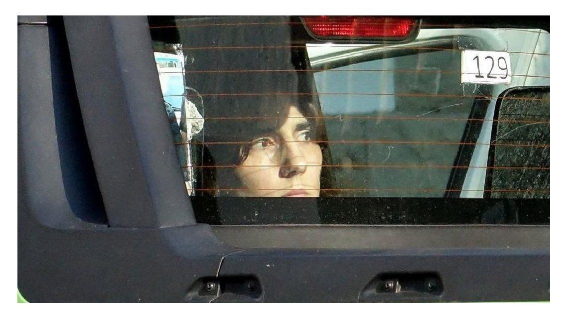 María Florencia Butti ahogó a su beba e intentó suicidarse - Crédito:-eldia.com