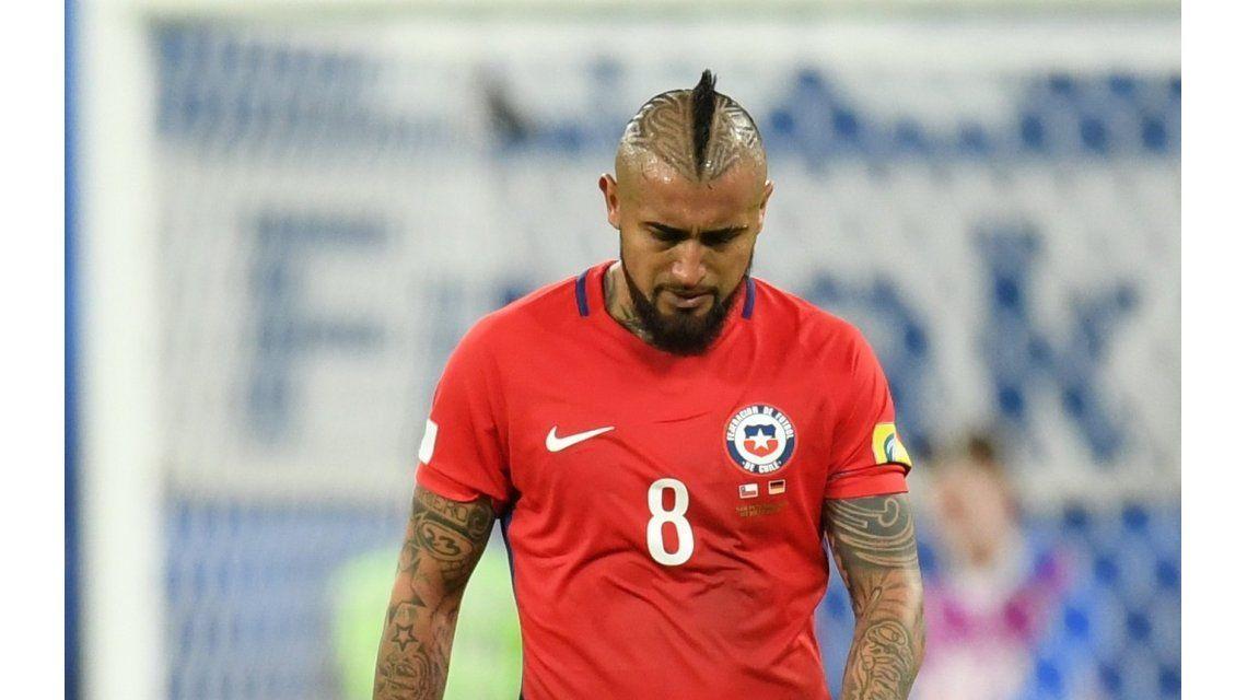 La FIFA podría dejar a Chile afuera del Mundial