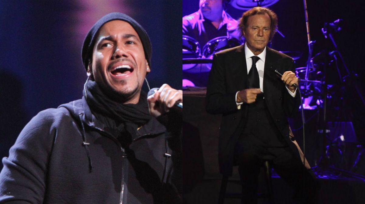 Romeo Santos y Julio Iglesias le dedicaron una canción al pene