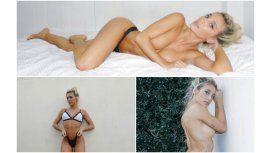 Las fotos de Sol Pérez en topless que explotaron en Twitter