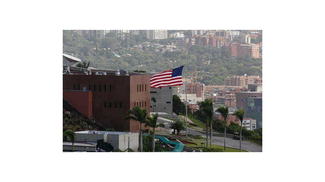 La Embajada de Estados Unidos en Caracas