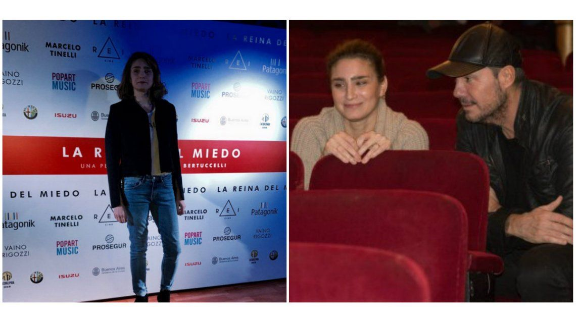 Valeria Bertuccelli contó cómo fue el primer acercamiento con Tinelli