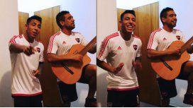 Sarmiento, Figueroa y su versión acústica del tema del momento