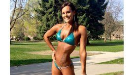 El radical cambio de una fisicoculturista que dejó su dieta extrema
