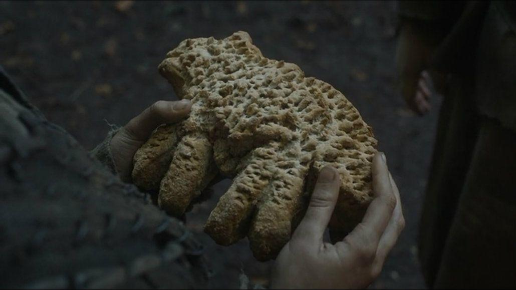 El origen de los panes con forma de huargo