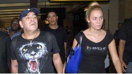 Rocío Oliva: Lo extraño mucho a Diego