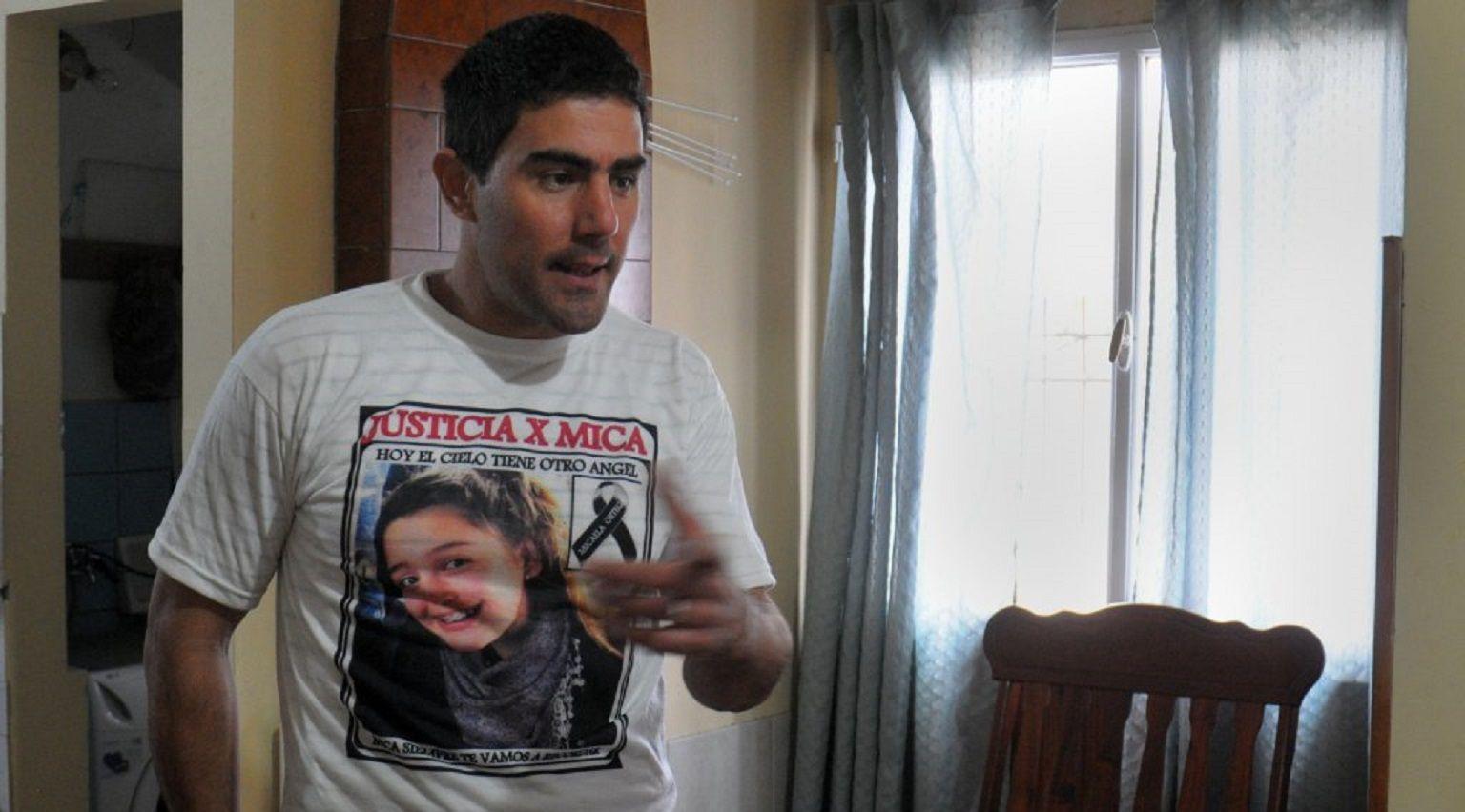 Robaron computadora con recuerdos de Micaela Ortega, la nena asesinada en Bahía Blanca