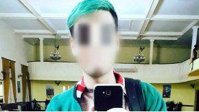 Este es el acusado de acosar al chico de 13 años