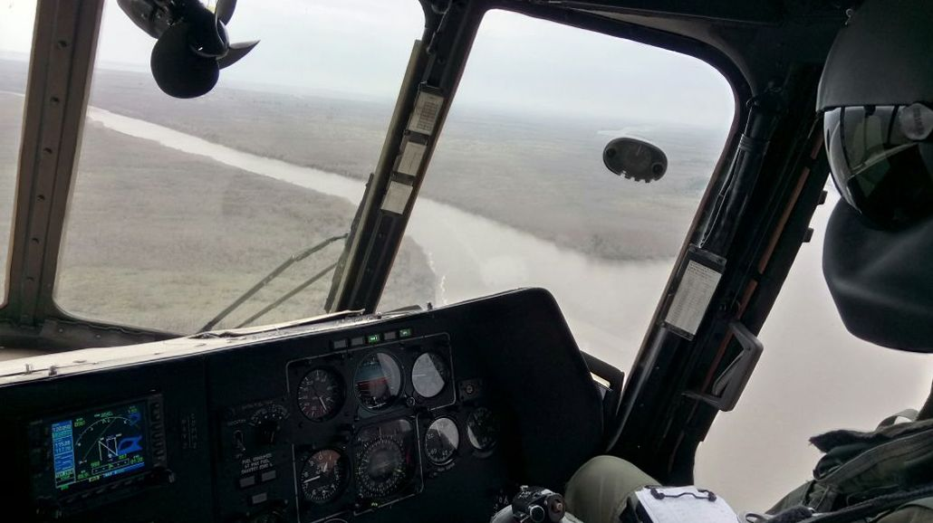 Retoman la búsqueda de la avioneta desaparecida en San Fernando
