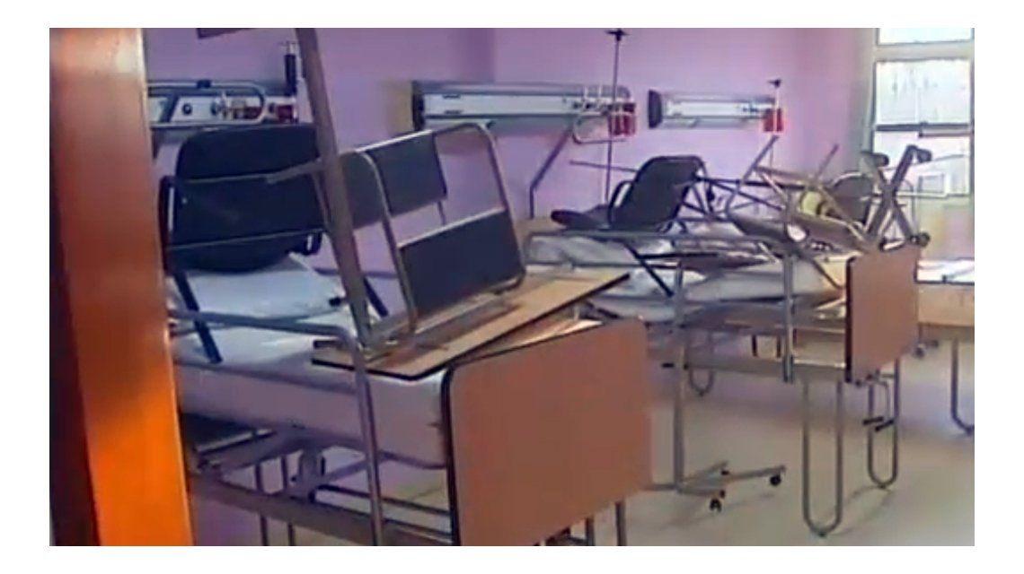 Renunciaron todos los pediatras del hospital Centenario en Nequén
