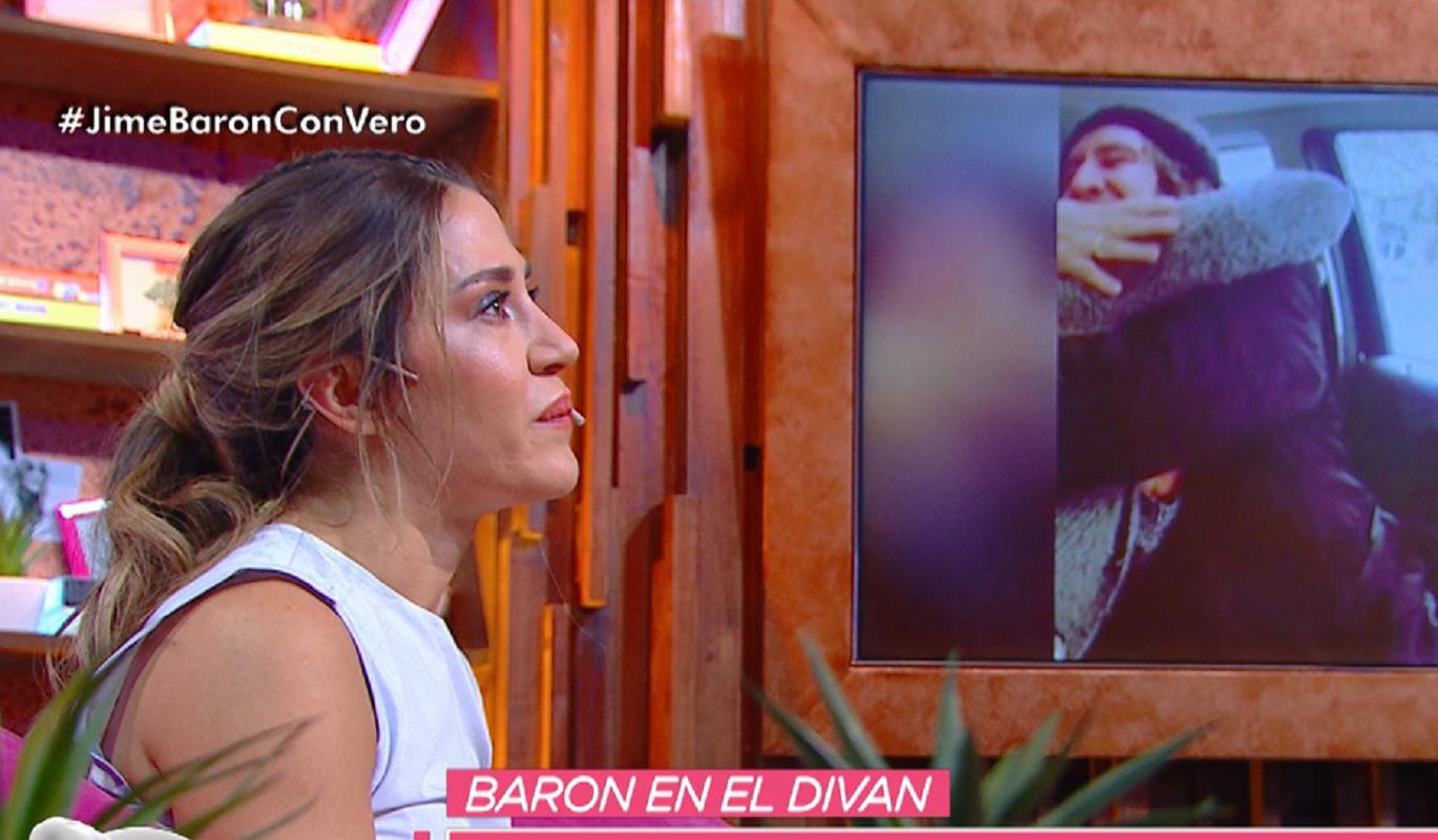 Jimena Barón se quebró al recordar a su padre: Me avisó que se iba a morir y me dijo que quería ser abuelo