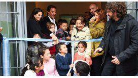 Inauguraron el primer hogar de la niñez en Escobar