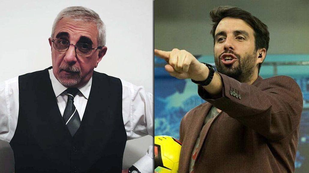 Canaletti y Azzaro casi se van a las piñas en vivo
