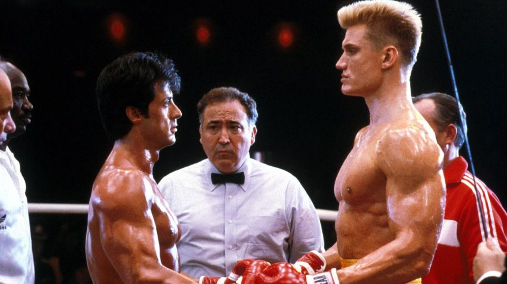 Ivan Drago estará en Creed 2