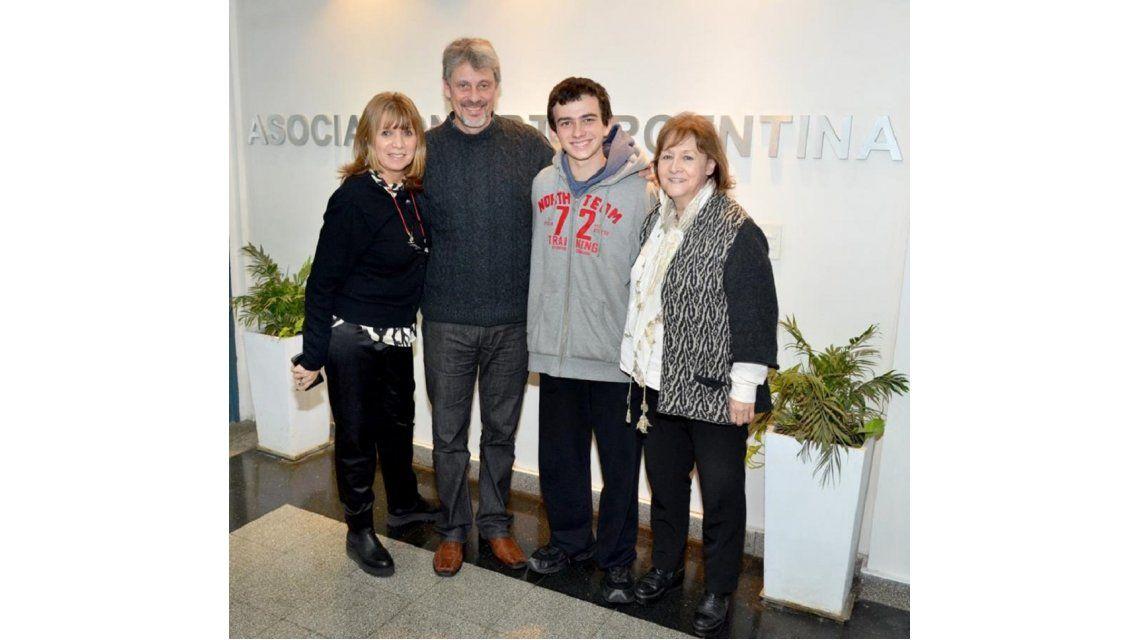 Conocé a Ian, el oro argentino de la olimpíada matemática más importante del mundo