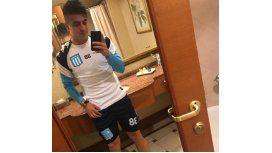 El delantero viajará a Colombia a jugar la vuelta ante Independiente Medellín