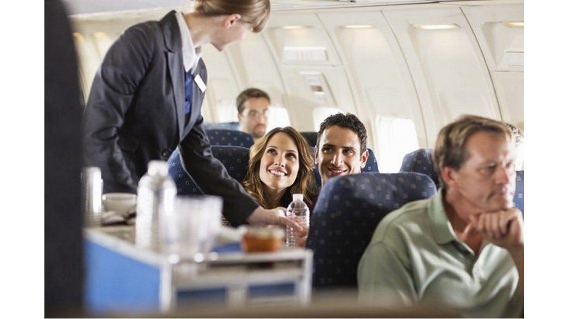 Cancelan el servicio de venta en los vuelos