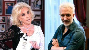 Mirtha Legrand  vs. Andy Kusnetzoff