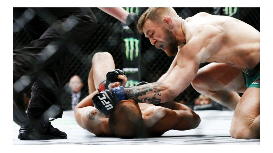 VIDEO: Superman punch, el golpe de MMA que podrá usar McGregor contra Mayweather