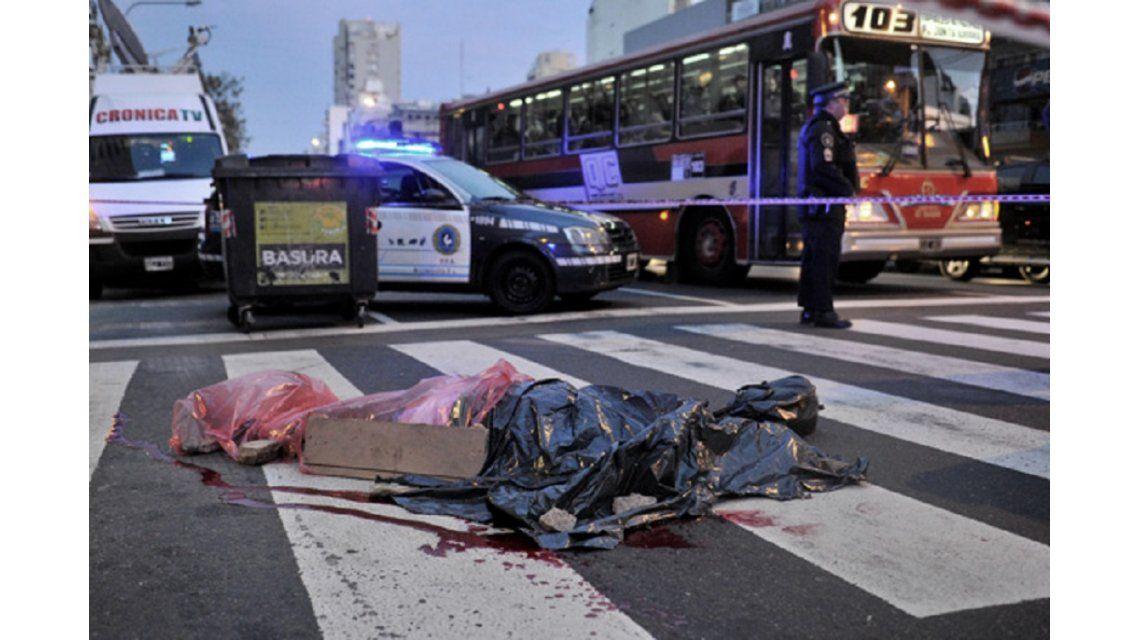En lo que va del año hubo 200 robos en transporte público por mes