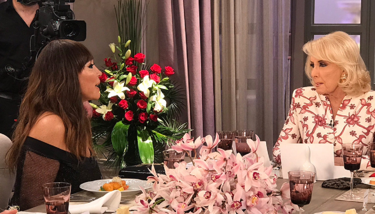 Moria Casán: Creo que muchos políticos que odian a Cristina se revolcarían con ella