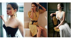 Emilia Clarke,Daenerys Targaryen en Game Of Thrones
