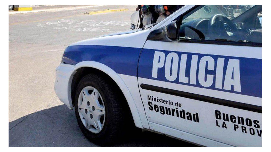 Intensa búsqueda de los ladrones que balearon a un policía en La Plata