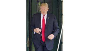 Trump, furioso con el papel que dice que jugó el New York Times