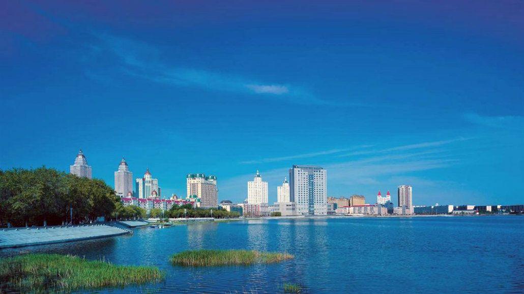 El área de Hulunbuir fue declarada ciudad-prefectura
