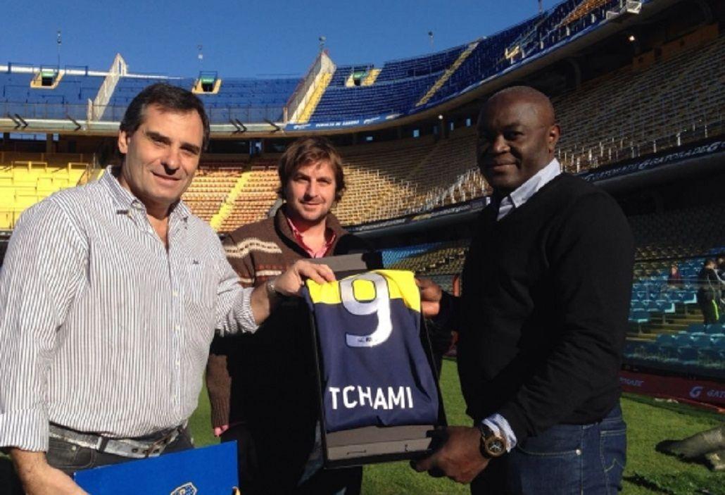 Tchami volvió a la Bombonera - Crédito: www.bocajuniors.com.ar
