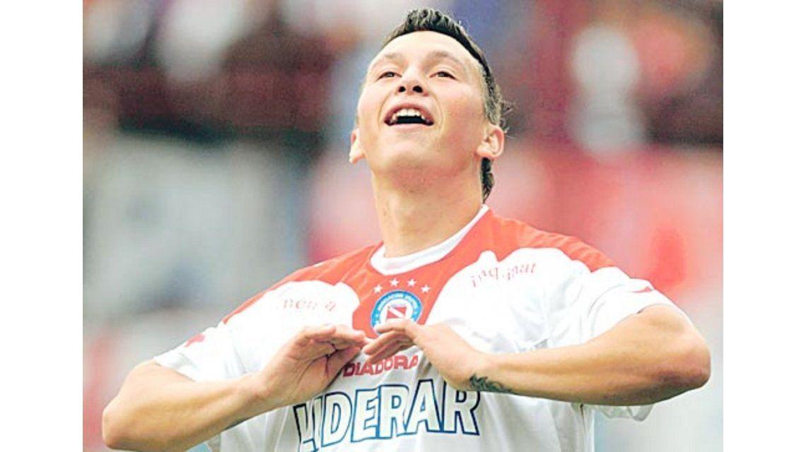 Oberman jugará en Argentino de Quilmes