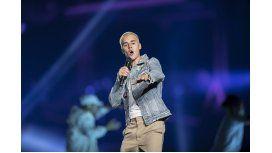 Justin Bieber no puede ingresar a China