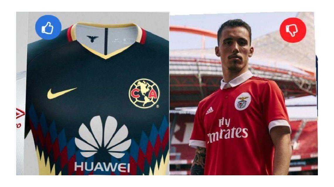 La camiseta de Vélez es la más fina: ¿cuál te parece la mejor?