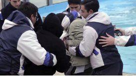 VIDEO: Tensión en Mundo Marino por la orca