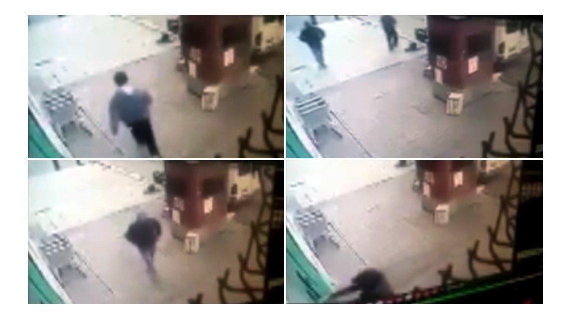 Así fue el crimen a sangre fría de un comerciante chino en Lanús