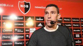 Maxi Rodríguez se va de Newells