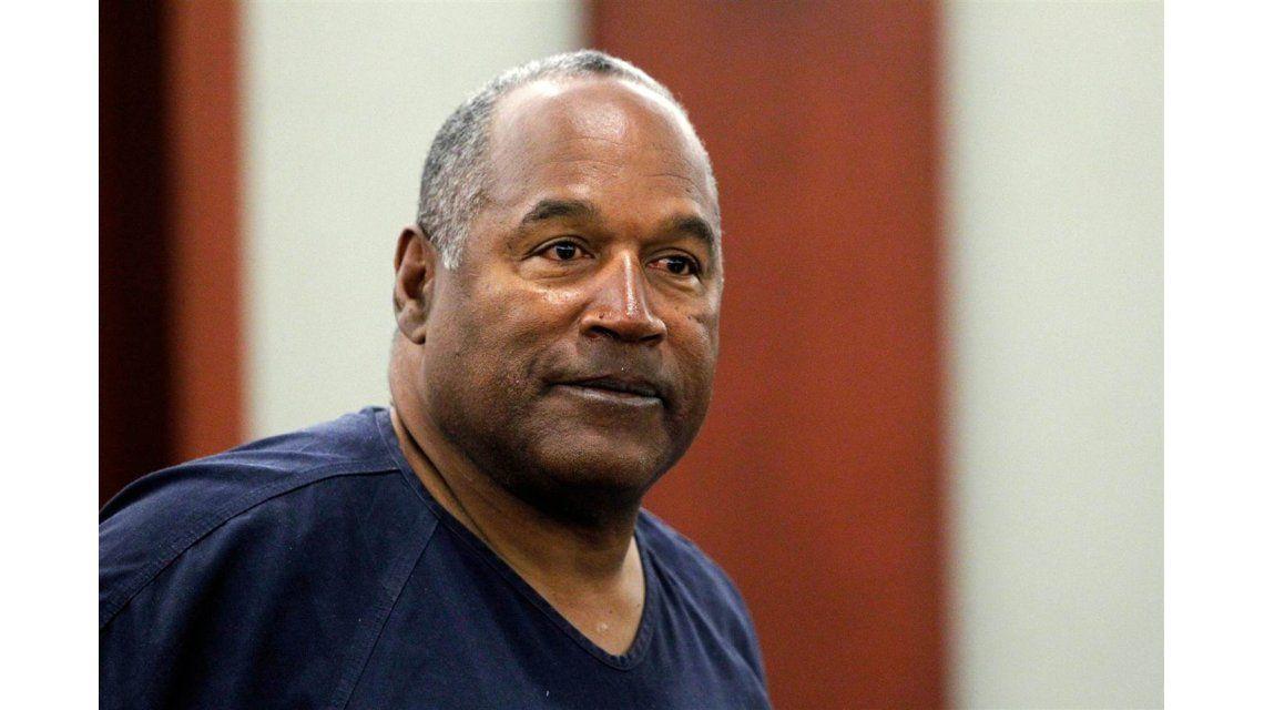 O.J. Simpson obtuvo la libertad condicional