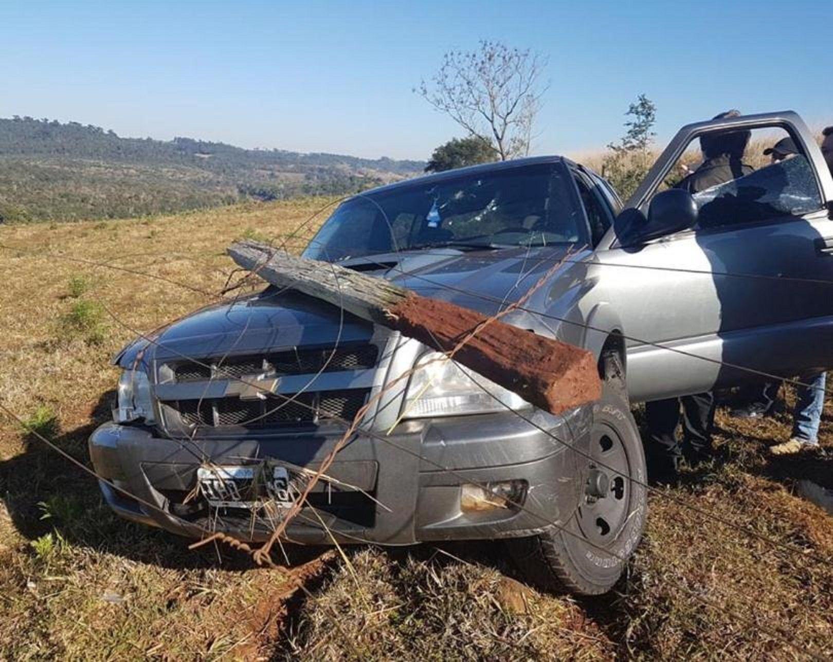 Dos argentinos aparecieron acribillados en una ruta brasileña