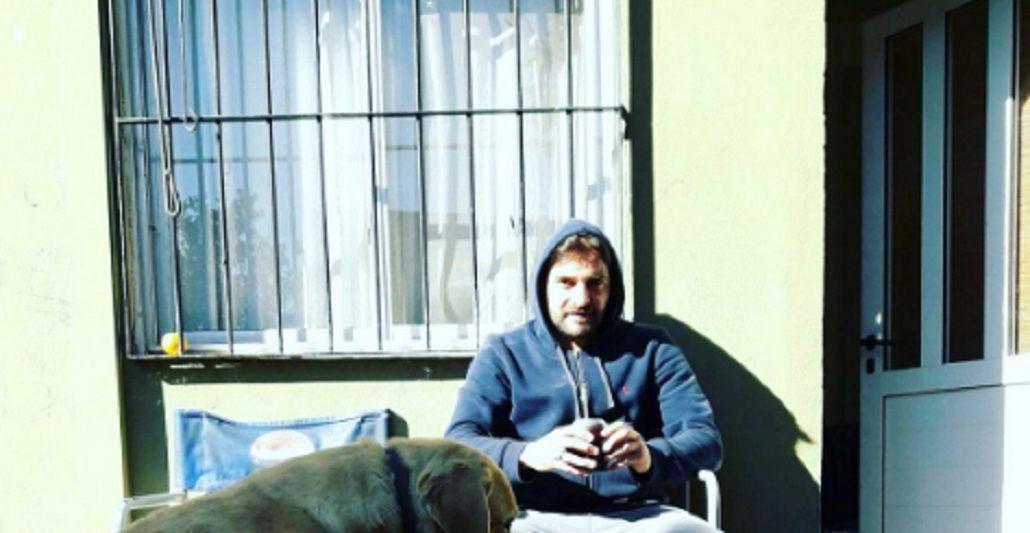 El detalle sexual que arruinó una foto del histórico Sergio Marclay