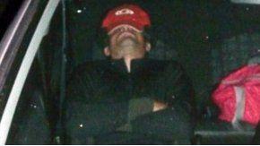El ladrón fue sorprendido durmiendo - Crédito: /www.eltribuno.info