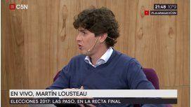 Martín Lousteau en C5N
