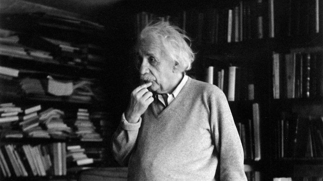 Einstein fue uno de los profesores más famosos de Princeton