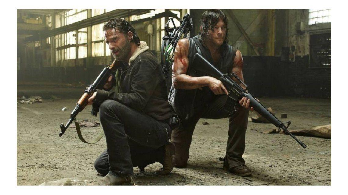 The Walking Dead regresa el 22 de octubre