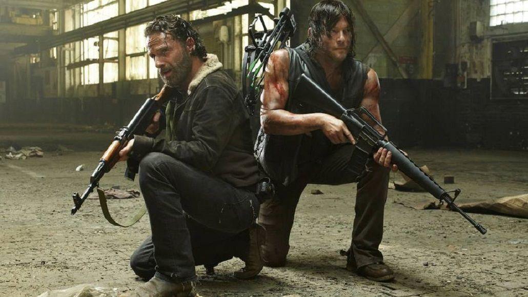 The Walking Dead regresa el 22 de octubre<br>