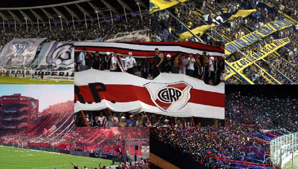 Un amigo es una luz: ¿Con quiénes simpatizan los grandes del fútbol argentino?